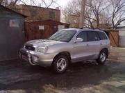 продается автомобиль Хундай Санта-Фе, 2002 г.выпуска, АКП, полн.привод