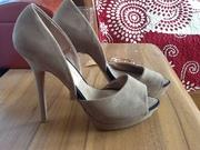 Новые туфли фирмы ZARA