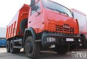 Камаз-Самосвалы: КАМАЗ 65115