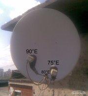 Установка спутниковых антенн. Отау тв. Ремонт тюнеров. Продажа.