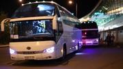 Аренда автобуса с водителем в городе Шымкент