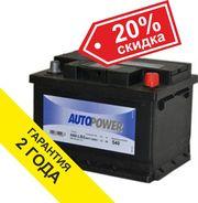 Аккумулятор Autopower 60Ah 242х175х190мм с доставкой