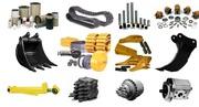 Запчасти и комплектующие для спецтехники и двигателей