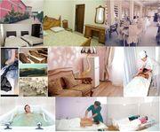 Лечение  в Санаторий «Айша Биби» в Казахстане