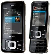 NOKIA N 81WI-FI;  2Гб куплен в Малайзии